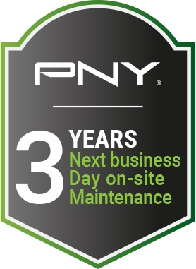 PNY 3 Year Warranty