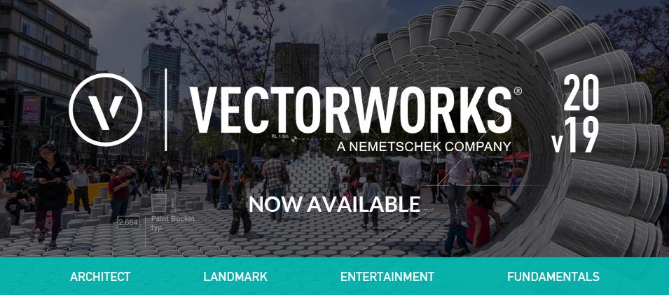 Buy Vectorworks 2019