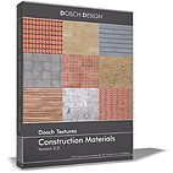 DOSCH Textures: Construction Materials V2