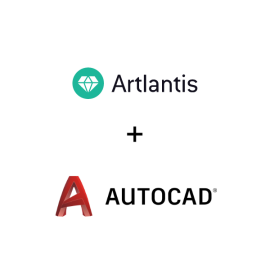 Artlantis and AutoCAD Bundle