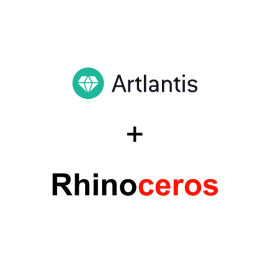 Artlantis and Rhino Bundle