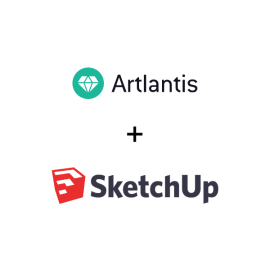 Artlantis and SketchUp Bundle