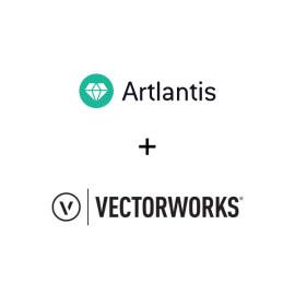 Artlantis and Vectorworks Bundle