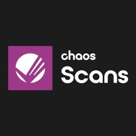 Chaos Scans Annual Subscription (previously VRscans)