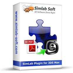 SimLab 3D PDF importer for 3ds Max