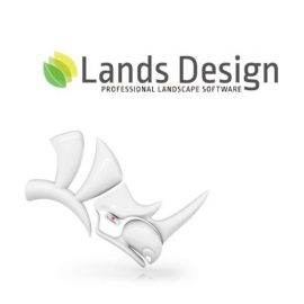 Rhino 3D and Lands Design Bundle