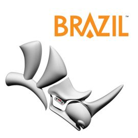 Rhino 3D and Brazil Bundle