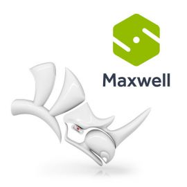 Rhino 3D and Maxwell Bundle (Windows)