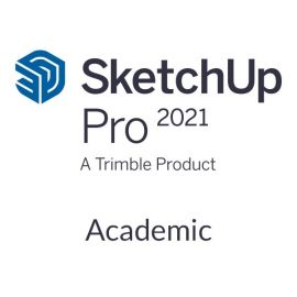 SketchUp Pro 2021 1 Year Lab Licence