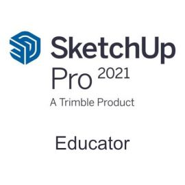 SketchUp Pro 2021 for Educators - Annual Subscription