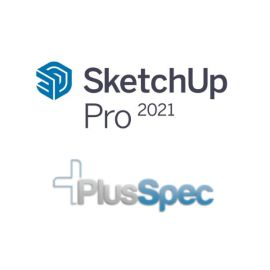 SketchUp Pro and PlusSpec Bundle