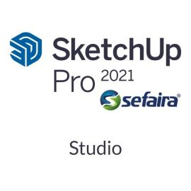 SketchUp Studio Annual Subscription (Includes Sefaira)