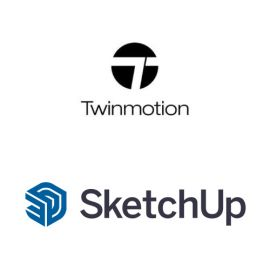 Twinmotion and SketchUp Bundle