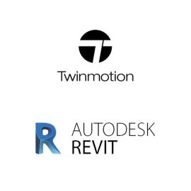 Twinmotion and Revit (12 Months) Bundle