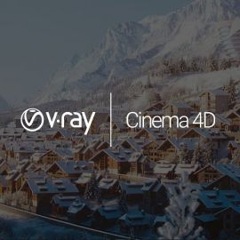 V-Ray for Cinema 4D Educational/Academic (12 Months)