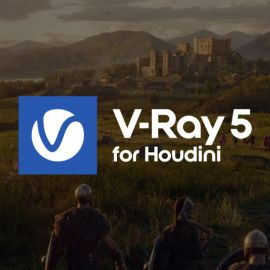V-Ray for Houdini Annual Subscription