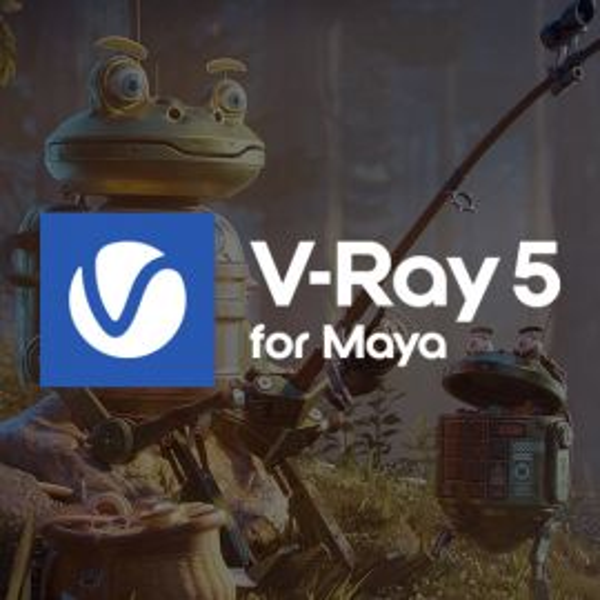V-Ray for Maya Annual Subscription