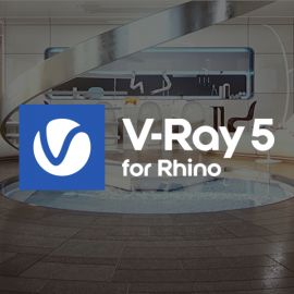 V-Ray for Rhino Educational/Academic (12 Months)