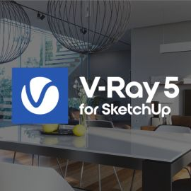 V-Ray for SketchUp Monthly Subscription