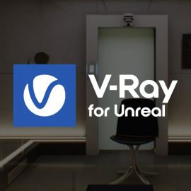 V-Ray for Unreal Annual Subscription