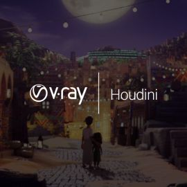 V-Ray for Houdini Monthly Subscription