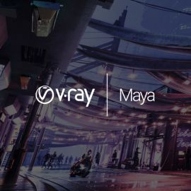 V-Ray for Maya Monthly Subscription