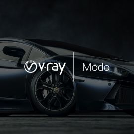 V-Ray for Modo Educational/Academic (12 Months)