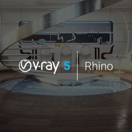 V-Ray for Rhino Monthly Subscription