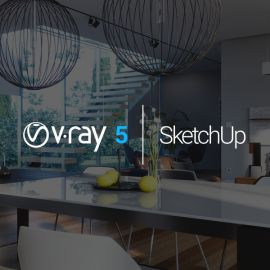 V-Ray for SketchUp Educational/Academic (12 Months)