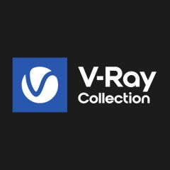V-Ray Collection (12 Months Subscription)