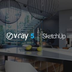 V-Ray for SketchUp Perpetual