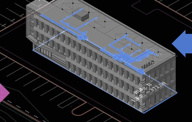 GIS and IFC Improvements in Vectorworks 2022