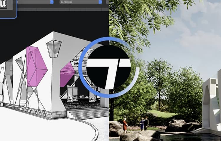 Direct link from Vectorworks to Twinmotion