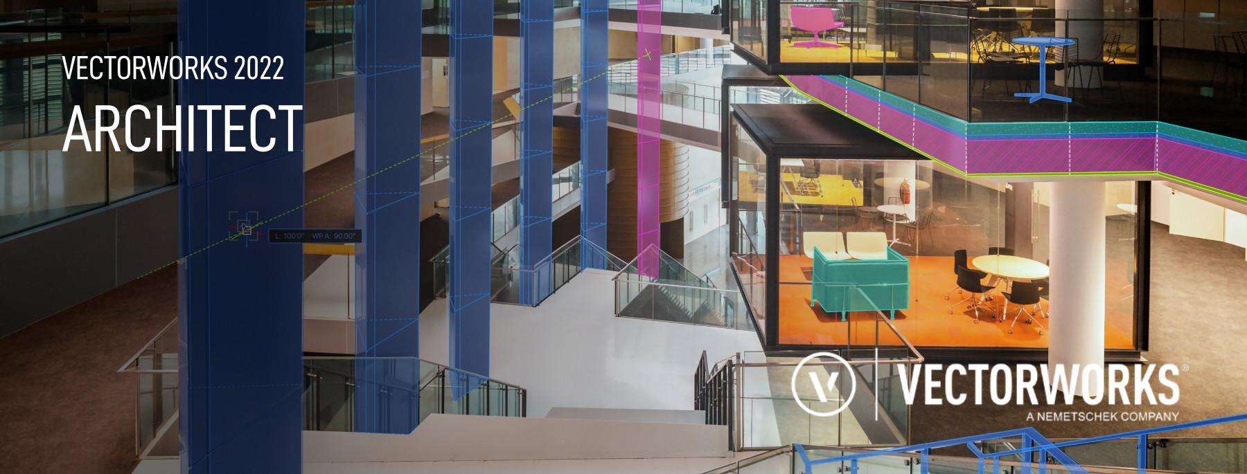 Vectorworks Architect 2022