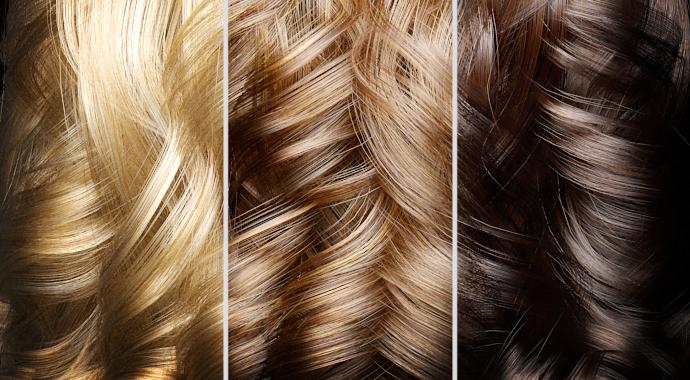 Physical Hair Material
